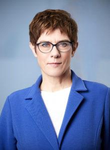 Annegret Kramp-Karrenbauer, Vorsitzende der CDU Deutschlands | © CDU / Laurence Chaperon
