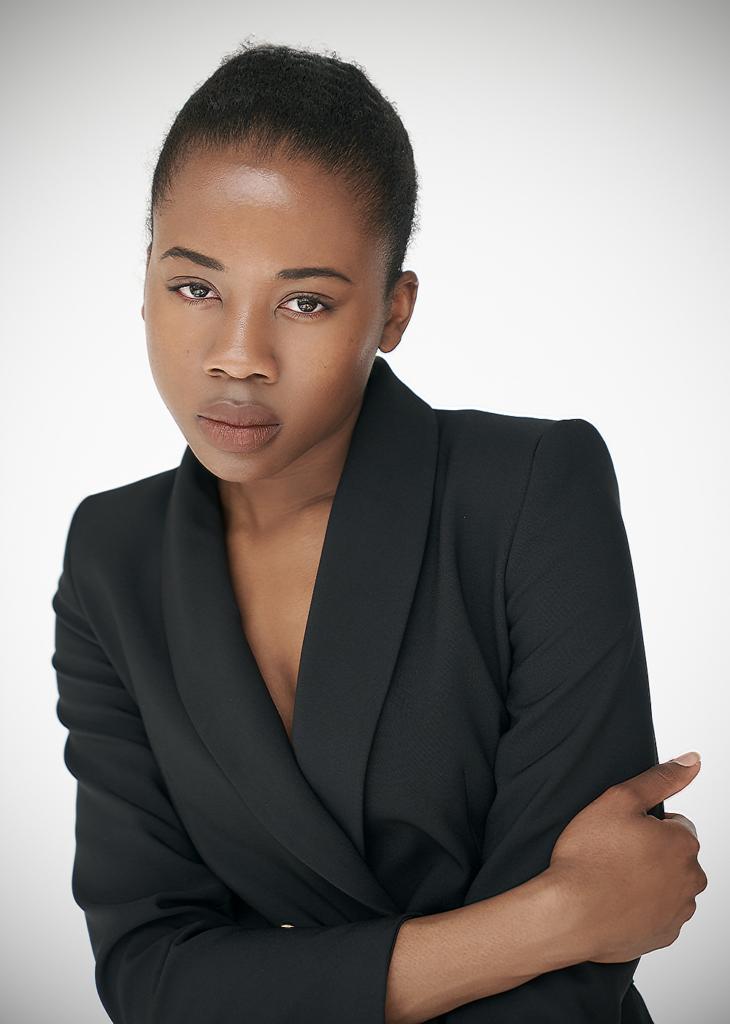 Ashley Amegan, Model und angehende Völkerrechtlerin | © Oliver Rudolph