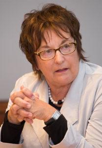 Brigitte Zypries, Bundesministerin für Wirtschaft und Energie | © Monika Baumann