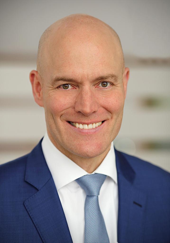 Dirk Schmitz, Vorstandsvorsitzender der BlackRock Asset Management Deutschland AG   © BlackRock