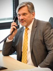 Dominik Bartsch, Repräsentant des UNHCR in Deutschland | © UNHCR/Maurizio Gambarini