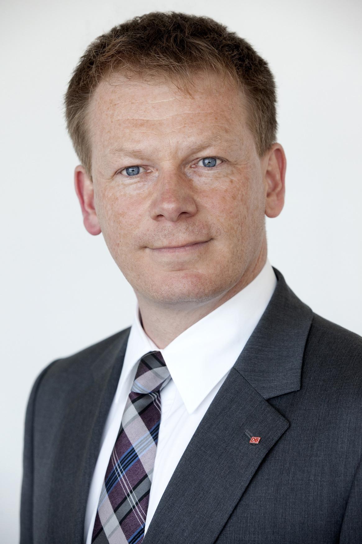 Dr. Richard Lutz, Vorstandsvorsitzender Deutsche Bahn AG (Foto: Deutsche Bahn)