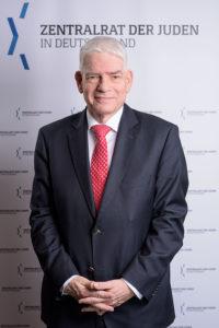 Dr. Josef Schuster, Präsident des Zentralrates der Juden in Deutschland | © Zentralrat der Juden/Thomas Lohnes