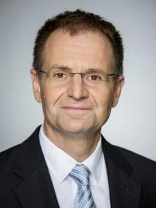 Dr. Peter Frank, Generalbundesanwalt beim Bundesgerichtshof | © Bundesregierung/Denzel