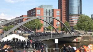 G20 Polizeieinsatz Hamburg