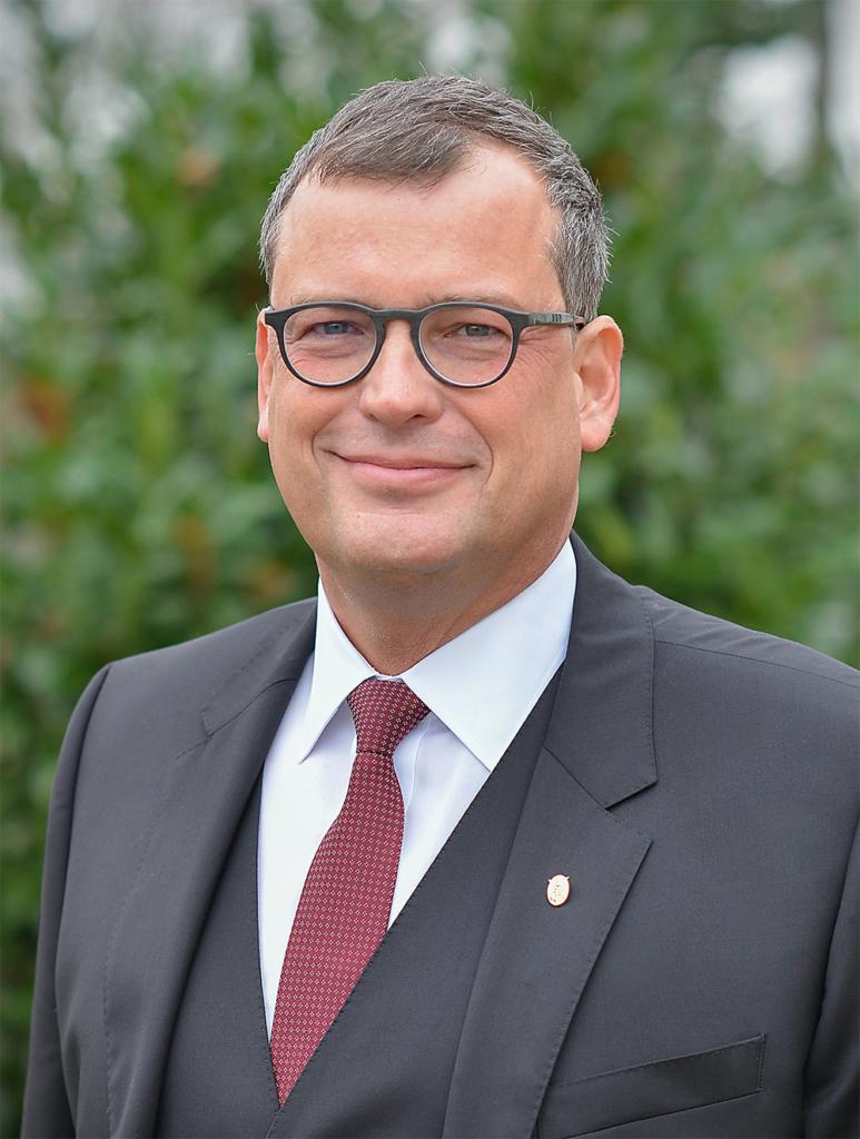 Prof. Dr. Gerald Haug, Präsident der Nationalen Akademie der Wissenschaften Leopoldina | © Markus Scholz
