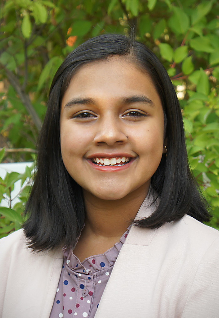 TIME's 2020 Kid of the Year Gitanjali Rao | © Private