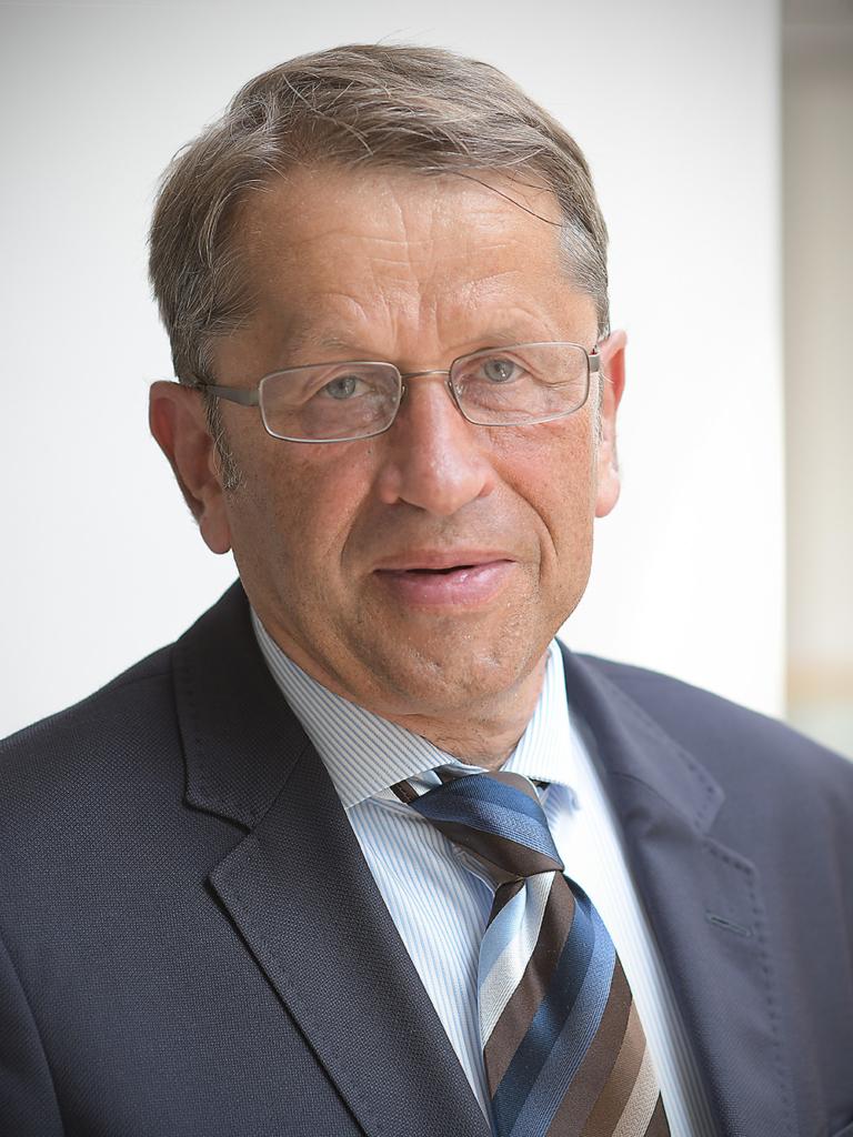 Prof. Dr. Heyo Kroemer,Vorstandsvorsitzender der Charité