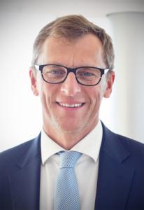 Hubert Barth, Vorsitzender der Geschäftsführung von Ernst & Young Deutschland | © Monika Baumann