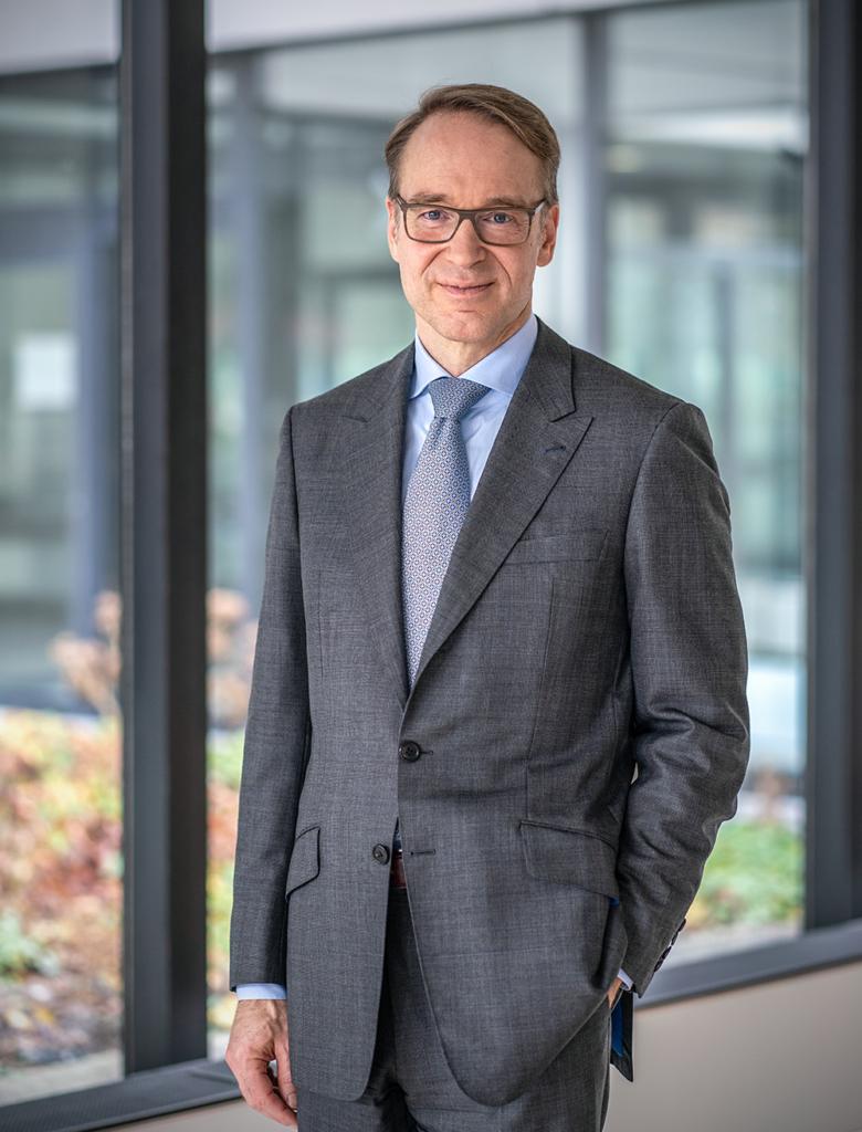 Dr. Jens Weidmann, Präsident der Deutschen Bundesbank und Mitglied des EZB-Rats   © Deutsche Bundesbank/Frank Rumpenhorst