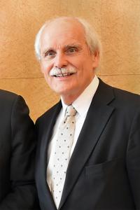 Dr. Jürgen Linden, Vorsitzender der Gesellschaft zur Verleihung des Internationalen Karlspreises zu Aachen | © Stadt Aachen - Andreas Herrmann
