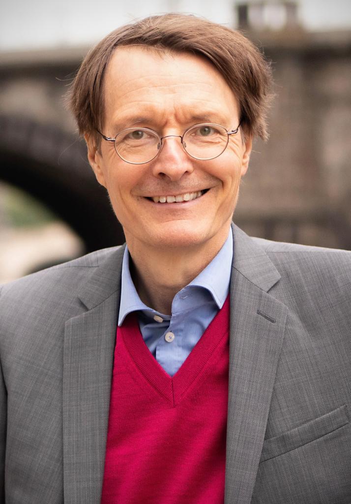 Prof. Dr. Karl Lauterbach, Epidemiologe und Bundestagsabgeordneter der SPD | © Prof. Dr. Karl Lauterbach