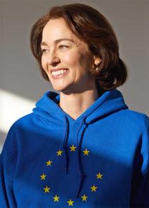 Dr. Katarina Barley, Spitzenkandidatin der SPD zur Europawahl | © Debora Mittelstaedt