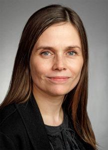 Katrín Jakobsdóttir, Prime Minister of Iceland | © Bragi Þór Jósefsson