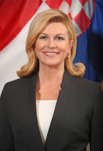 Kolinda Grabar-Kitarović, President of the Republic of