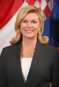 Kolinda Grabar-Kitarović, President of the Republic of Croatia | © Office of the President of the Republic of Croatia