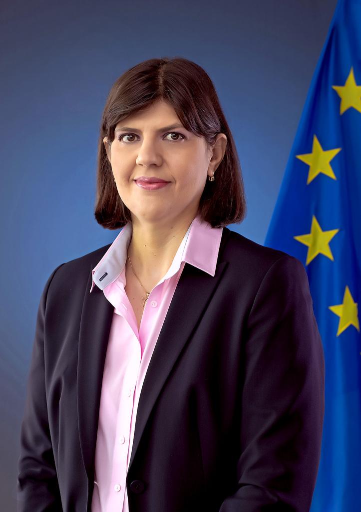 Laura Codruța Kövesi, European Chief Prosecutor | © EPPO