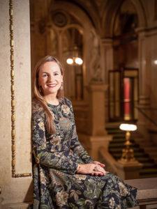 Maria Großbauer, Organisatorin des Wiener Opernballs | © Wiener Staatsoper / Ashley Taylor