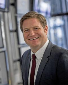 Michael Bröcker, Chefredakteur der Rheinischen Post