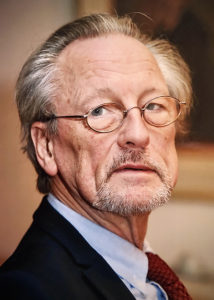 Der Historiker und Sozialdemokrat Prof. Dr. Peter Brandt | © Stiftung Reichspräsident-Friedrich-Ebert-Gedenkstätte, Heidelberg
