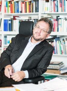Prof. Dr. Heribert Prantl ist Mitglied der Chefredaktion der Süddeutschen Zeitung © Prof. Dr. Heribert Prantl