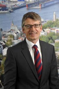 Ralf Martin Meyer, Polizeipräsident der Polizei Hamburg