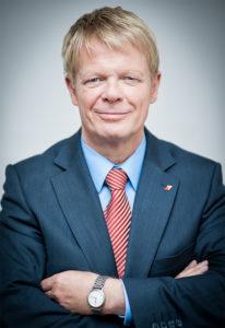 Reiner Hoffmann, Vorsitzender des Deutschen Gewerkschaftsbundes (DBG) | © Simone M. Neumann