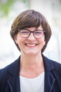 Saskia Esken, Bundesvorsitzende der SPD | © Monika Baumann