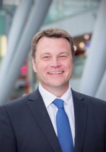 Thomas Schnalke, Vorsitzender der Geschäftsführung des Düsseldorf Airport | © Andreas Wiese, Flughafen Düsseldorf