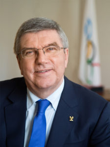 Dr. Thomas Bach, Präsident des Internationalen Olympischen Komitees | © IOC David Burnett