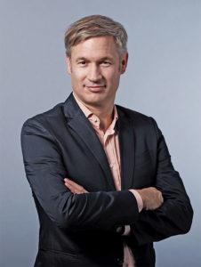 WELT-Chefredakteur Dr. Ulf Poschardt | © Claudius Pflug