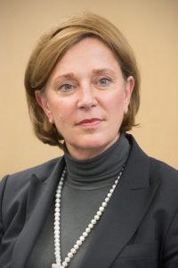 Yvonne Gebauer, Ministerin für Schule und Bildung des Landes Nordrhein-Westfalen | © Monika Baumann